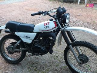 DTMX 125cc Membres / Mod. 1986 12010