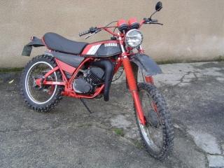 DTMX 125 cc Membres / Mod. 1979 12510