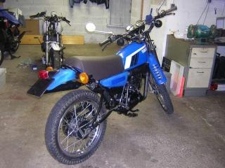 DTMX 125 cc Membres / Mod. 1979 125dtm10