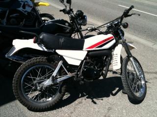 DTMX 125cc Membres / Mod. 1980 125dtm11