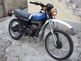 DTMX 125 cc Membres / Mod. 1979 17366910