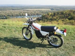 DTMX 125cc Membres / Mod. 1980 2011-010