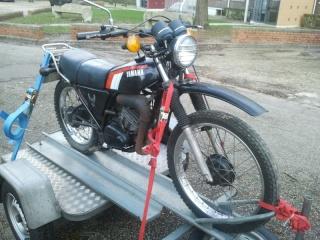 DTMX 125 cc Membres / Mod. 1979 2012-010