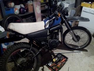 DTMX 125 cc Membres / Mod. 1979 20120110