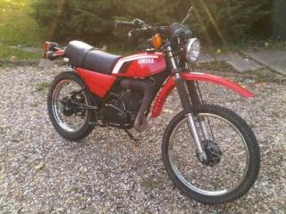 DTMX 125 cc Membres / Mod. 1979 31261810