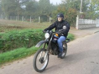 DTMX 125 cc Membres / Mod. 1979 51301110