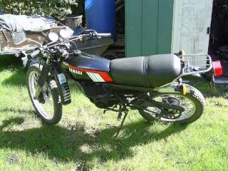 DTMX 125 cc Membres / Mod. 1979 56804510