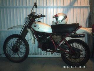 DTMX 125 cc MEMBRES : Personnalisées 72090410