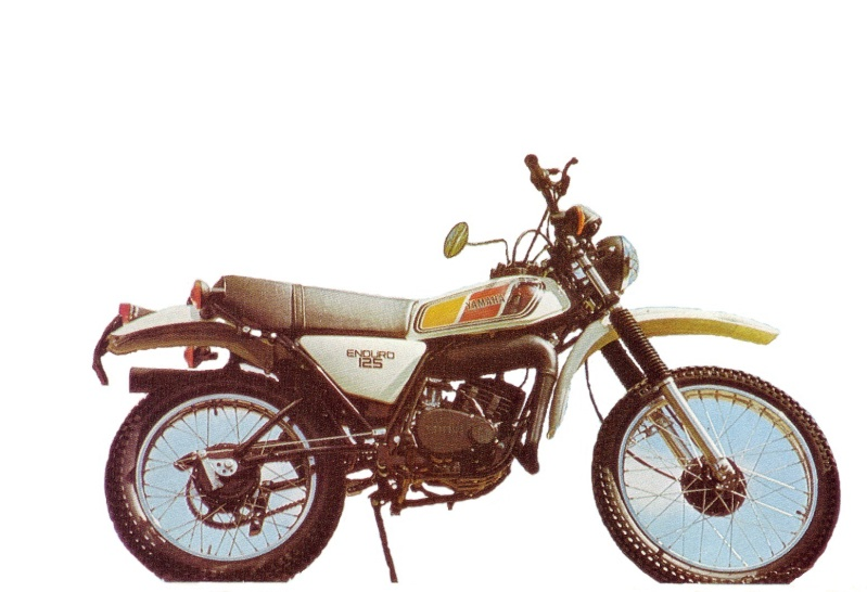 Les différents modèles de 125 DTMX 77_810