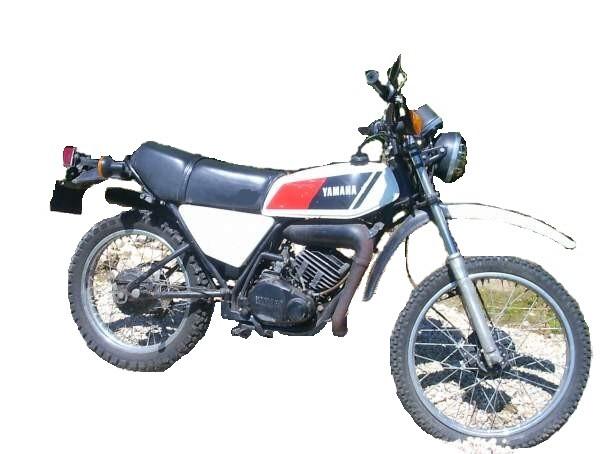 Les différents modèles de 125 DTMX 78_0510