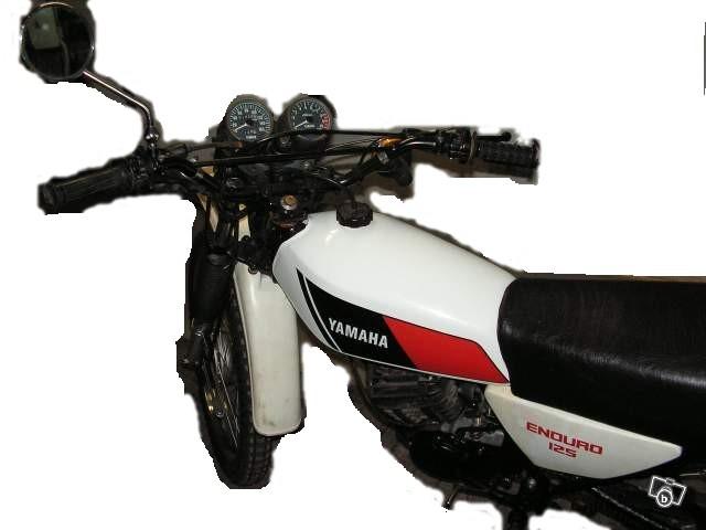 Les différents modèles de 125 DTMX 78_210