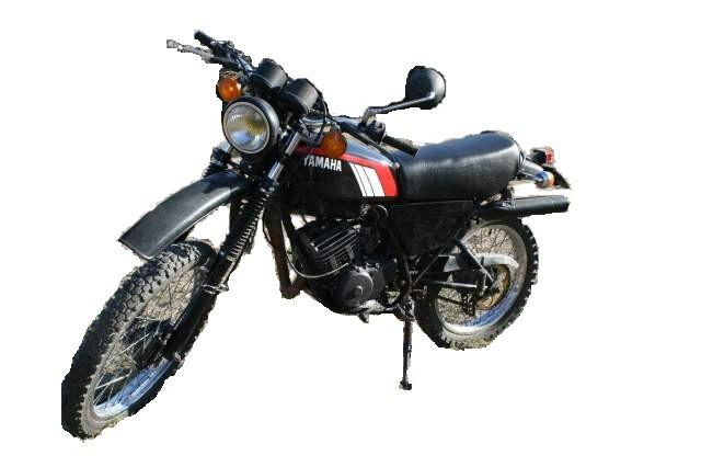 Les différents modèles de 125 DTMX 79_1011