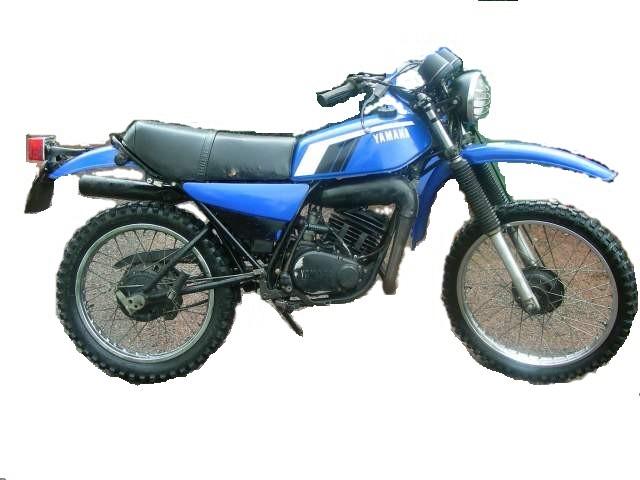 Les différents modèles de 125 DTMX 79_110