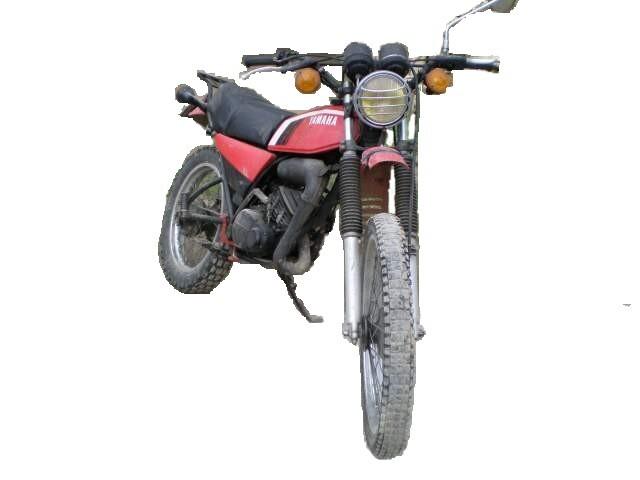 Les différents modèles de 125 DTMX 79_1110