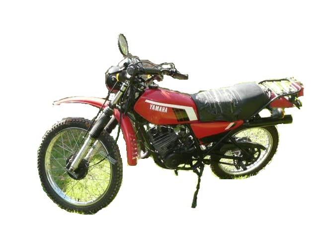 Les différents modèles de 125 DTMX 79_1210