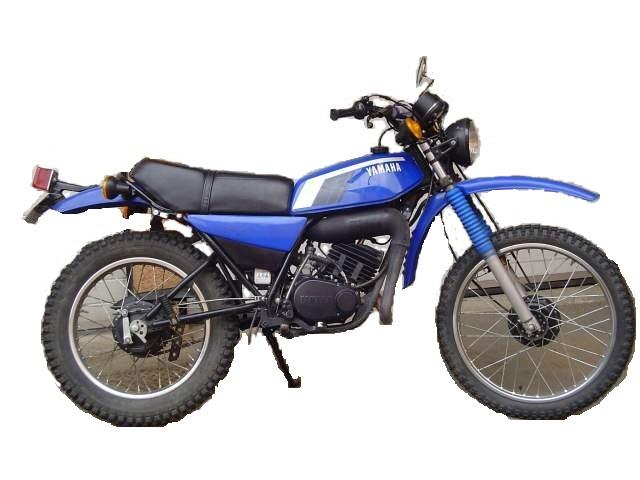 Les différents modèles de 125 DTMX 79_1310