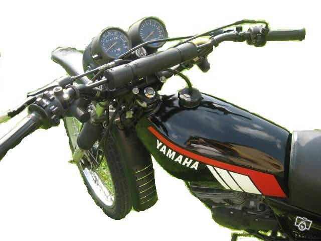 Les différents modèles de 125 DTMX 79_410