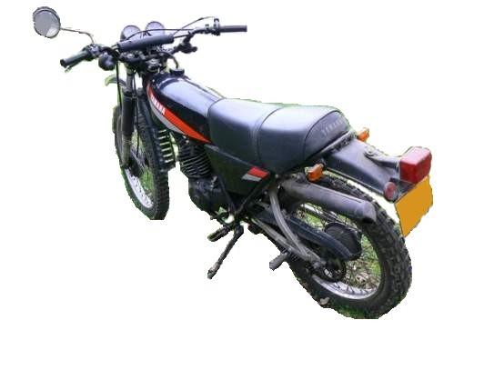 Les différents modèles de 125 DTMX 80_1010
