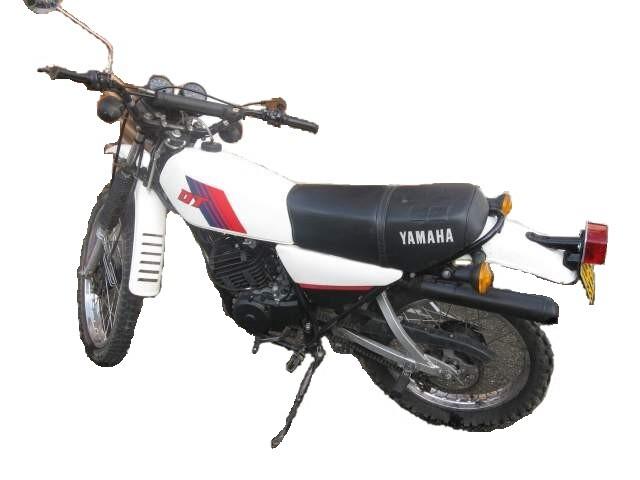 Les différents modèles de 125 DTMX 81_110