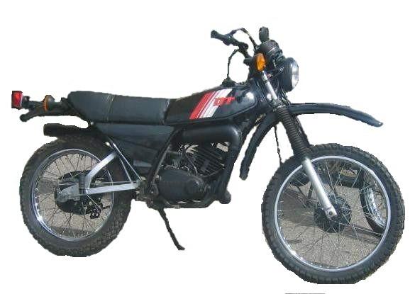Les différents modèles de 125 DTMX 81_510