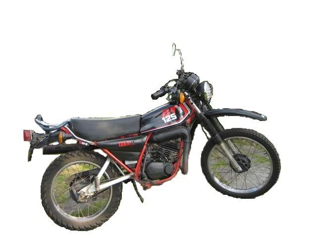 Les différents modèles de 125 DTMX 86_510