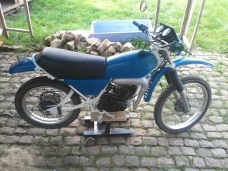 DTMX 125 cc MEMBRES : Personnalisées 91010