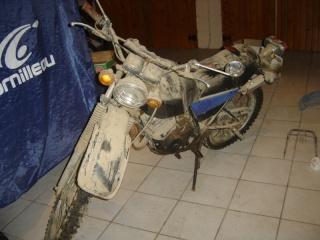DTMX 125 cc MEMBRES : Personnalisées Dsc00010