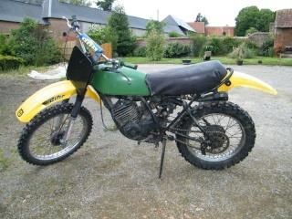 DTMX 125 cc MEMBRES : Personnalisées Dscf0510