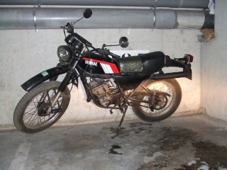 DTMX 125 cc Membres / Mod. 1979 Dscf1711
