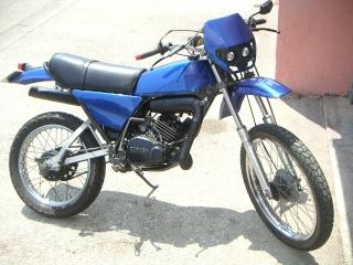 DTMX 125 cc MEMBRES : Personnalisées Dtmx1211