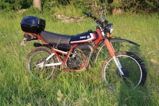 DTMX 125 cc MEMBRES : Personnalisées Img_2910