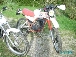 DTMX 125cc Membres / Mod. 1986 Imgp0411