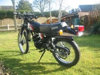 DTMX 125cc Membres / Mod. 1981 Jf7710