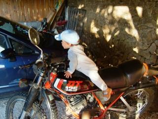 DTMX 125cc Membres / Mod. 1986 Moto11