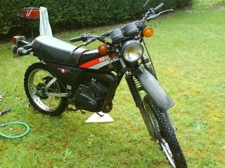 DTMX 125cc Membres / Mod. 1980 Moto13
