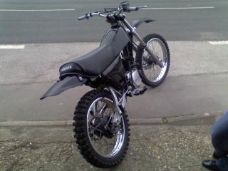 DTMX 125cc Membres / Modèles endurisés P05-0610