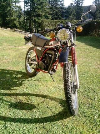 DTMX 125cc Membres / Mod. 1986 P0911110