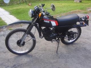 DTMX 125 cc Membres / Mod. 1979 P7020010