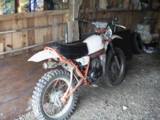 DTMX 125cc Membres / Modèles endurisés Photo011