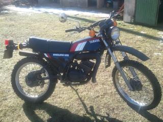 DTMX 125 cc Membres / Mod. 1979 Photo_16