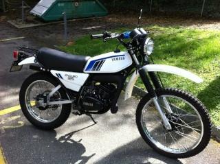 DTMX 125 cc Membres / Mod. 1979 Photos10