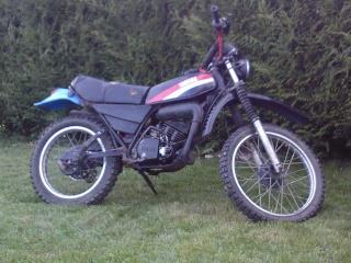 DTMX 125cc Membres / Mod. 1980 Spa00210