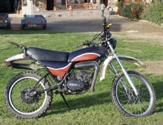 DTMX 125 cc MEMBRES : Personnalisées Unange10
