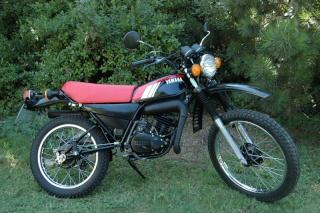 DTMX 125 cc Membres / Mod. 1979 Yamaha13