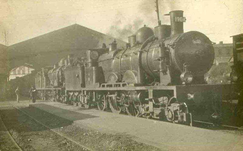 Les Locomotives à Vapeur de la Compagnie du Midi 1904_t11