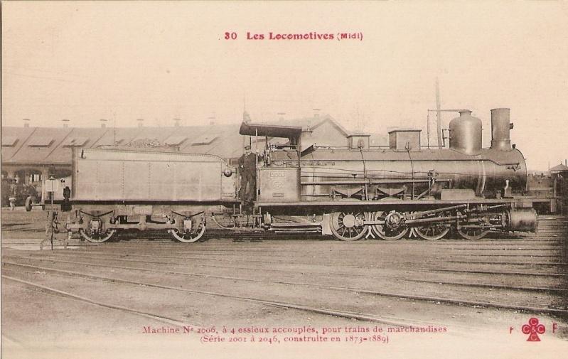 Les Locomotives à Vapeur de la Compagnie du Midi 2006_b11