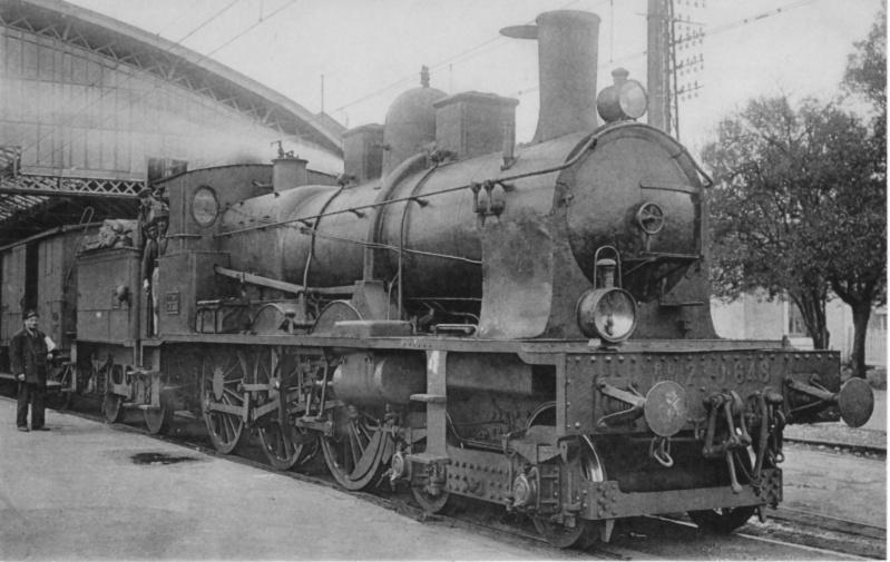 Les Locomotives à Vapeur de la Compagnie du Midi 230_6413