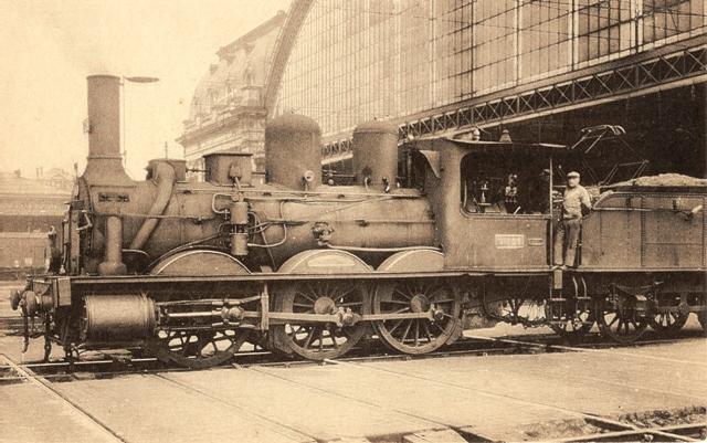 Les Locomotives à Vapeur de la Compagnie du Midi 828_co10
