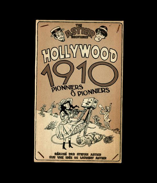 Hollywood 1910 par Astier 57885910