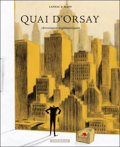 Quai d'Orsay, de Christophe Blain & Abel Lanzac 97822117